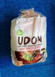 Udon rezance, Hot spicy 690g